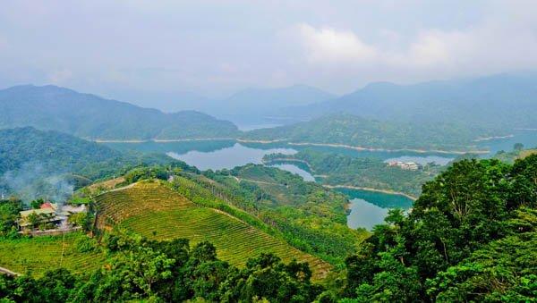 Озеро тысячи островов - Цяньдаоху (Циндао) -в Китае