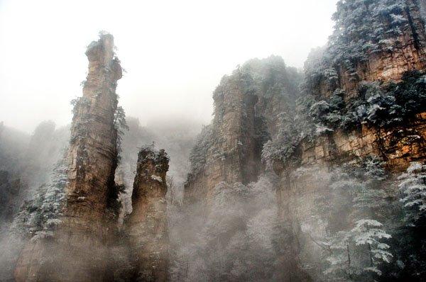 Парк Чжанцзяцзе , Китай
