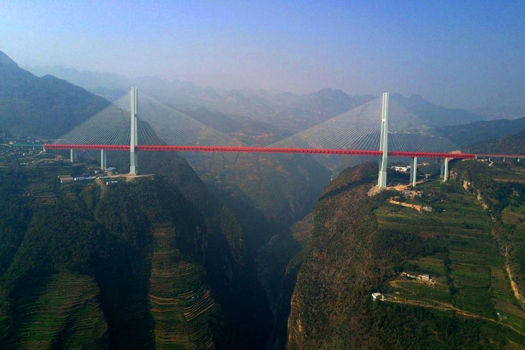 Мост Дугэ - Китай