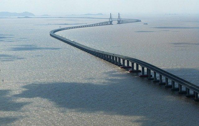 Мост Ханчжоу Китай