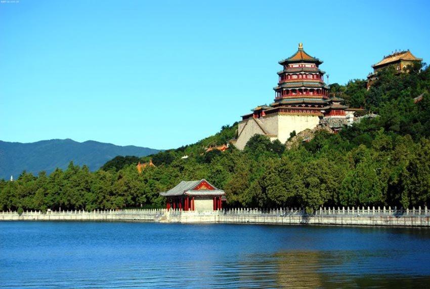 Ихэюань (Летний императорский дворец) - достопримечательность Пекина