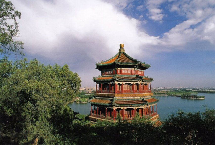"Чжихойхай (""Море мудрости и разума"") - Китай, Ихэюань"