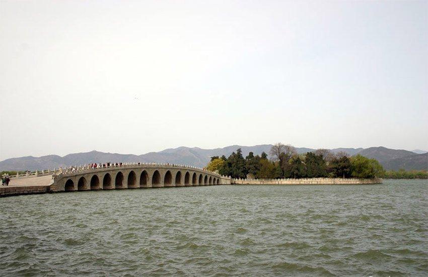 Остров Наньхудао - Китай, Ихэюань