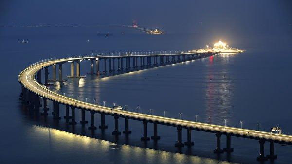 Самые длинные мосты Китая