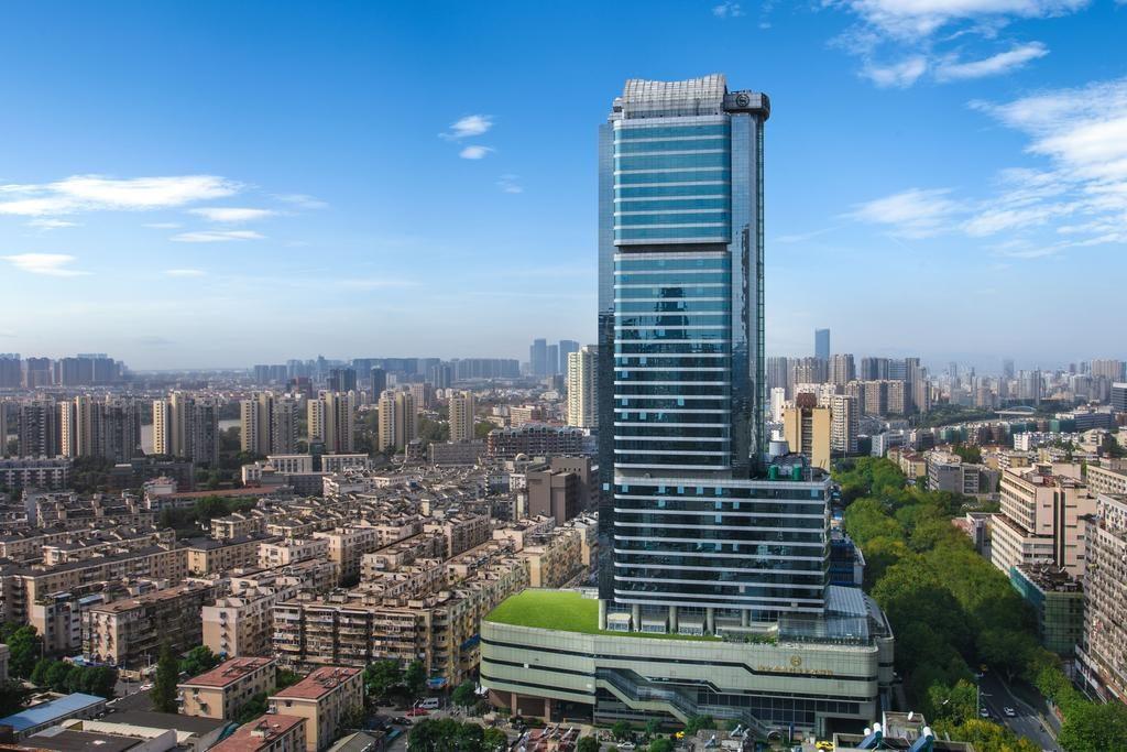 Нанкин, Китай - высотные здания