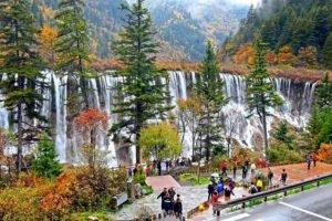 Величие водопада Нуорилана