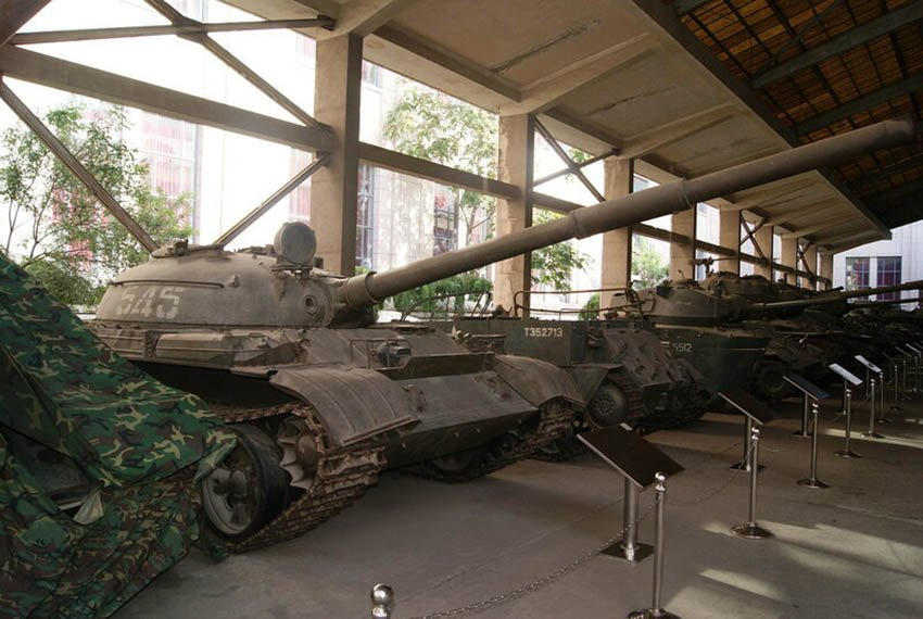 Музей танков в Пекине