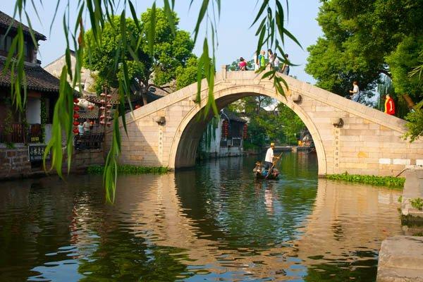 Тунли - удивительный город на воде или китайская Венеция