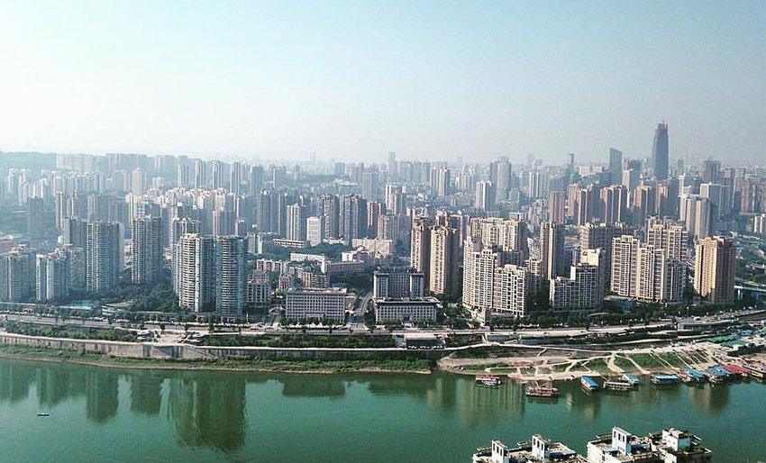 Город Чунцин, Китай