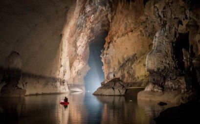 Пещера Эр Ван Дон - Китай