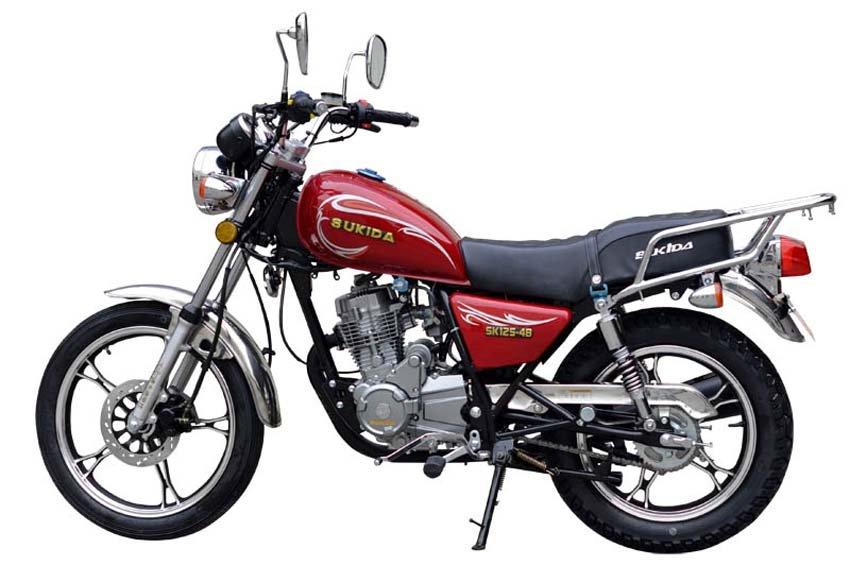 Sukida SK-150 китайский мотоцикл
