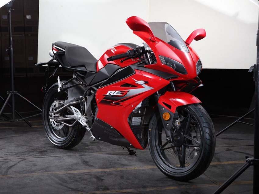 Zongshen Winner ZS250GS китайский мотоцикл