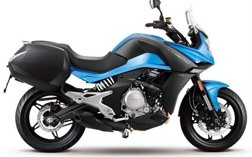СFMoto 650 MT китайский мотоцикл
