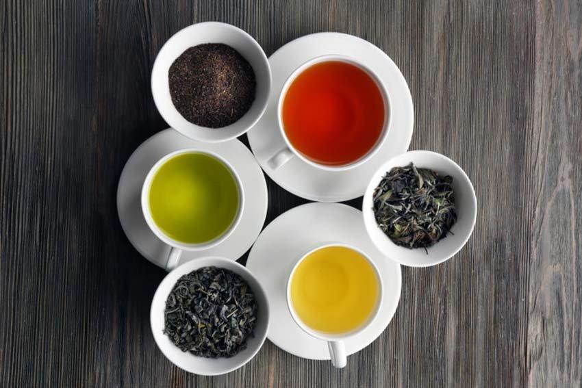 китайцы худеют благодаря зеленому чаю