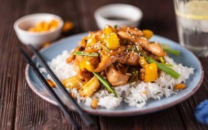 Китайцы любят острые блюда. .Почему?