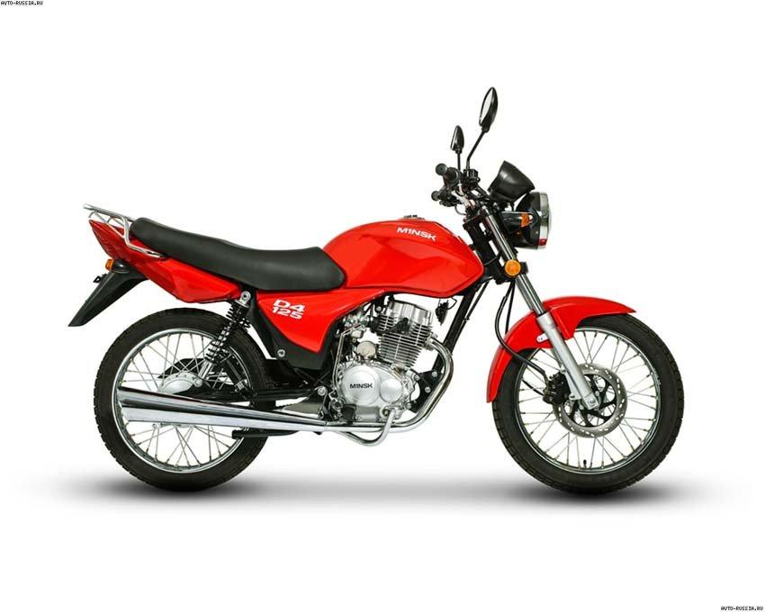 Минск мотоцикл китайский