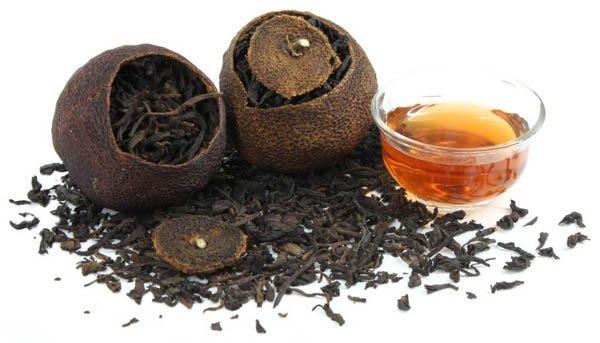 чай пуэр полезные свойства