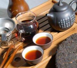 Чай пуэр: свойства и применение