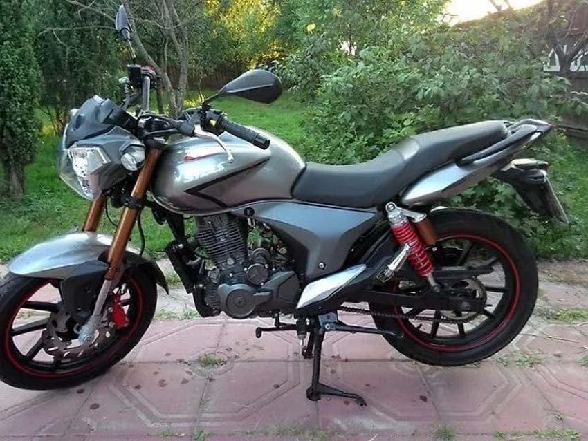 Stels Flame 200 китайский мотоцикл