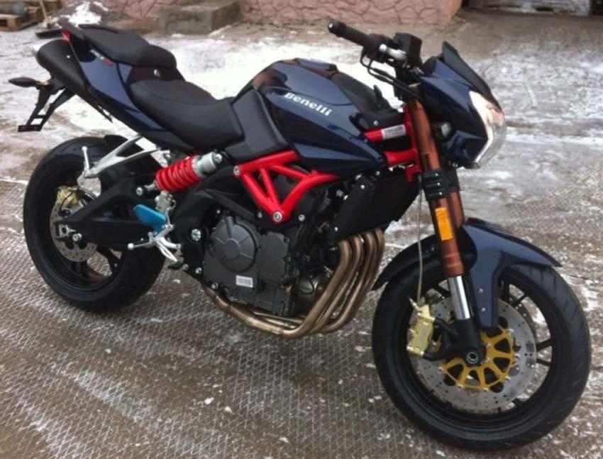 Stels 600 Bennelli китайский мотоцикл