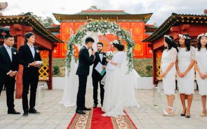 Выйти замуж за китайца