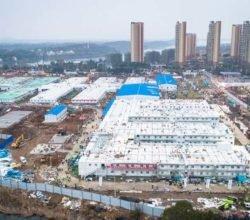 Быстрое строительство больниц в Ухане: скрытые проблемы Китая в борьбе с коронавирусом
