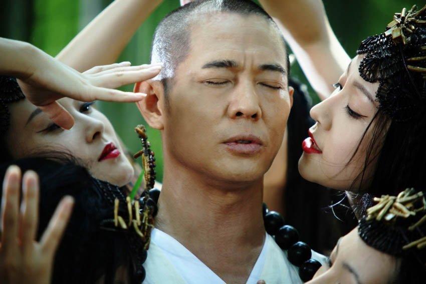 Чародей и белая змея - фильм Китай