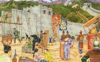 Что изобрели в древнем Китае