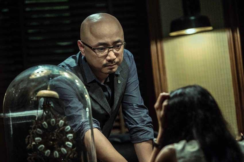 Великий гипнотизер (2014) - фильм ужасов Китай