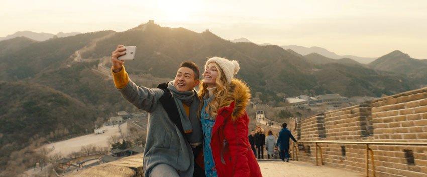 Как я стал русским - фильм Китай