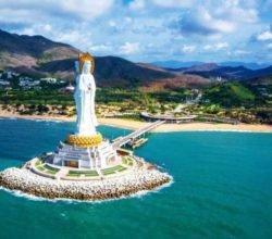 Китайские Гавайи - остров Хайнань