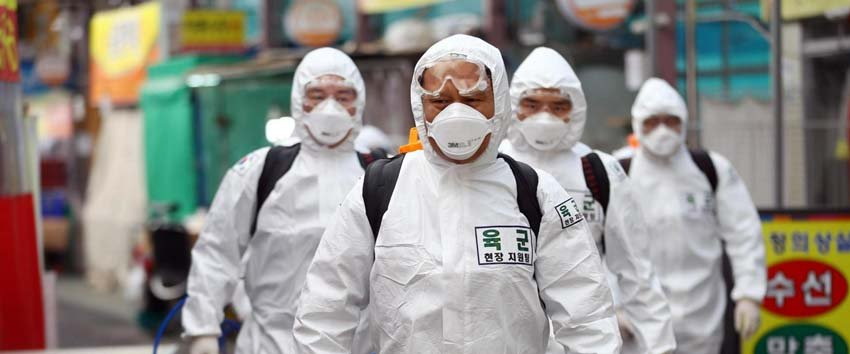 Успех Южной Кореи в борьбе с коронавирусом