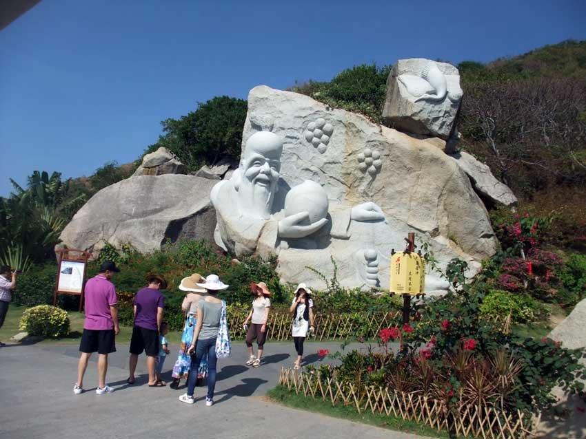 Небесные гроты в Китае