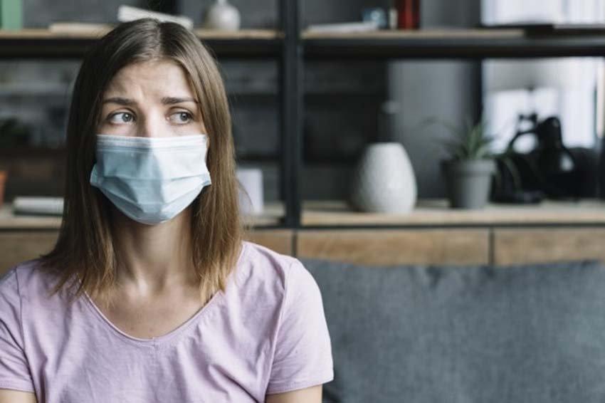Самоизоляция и разводы, коронавирус