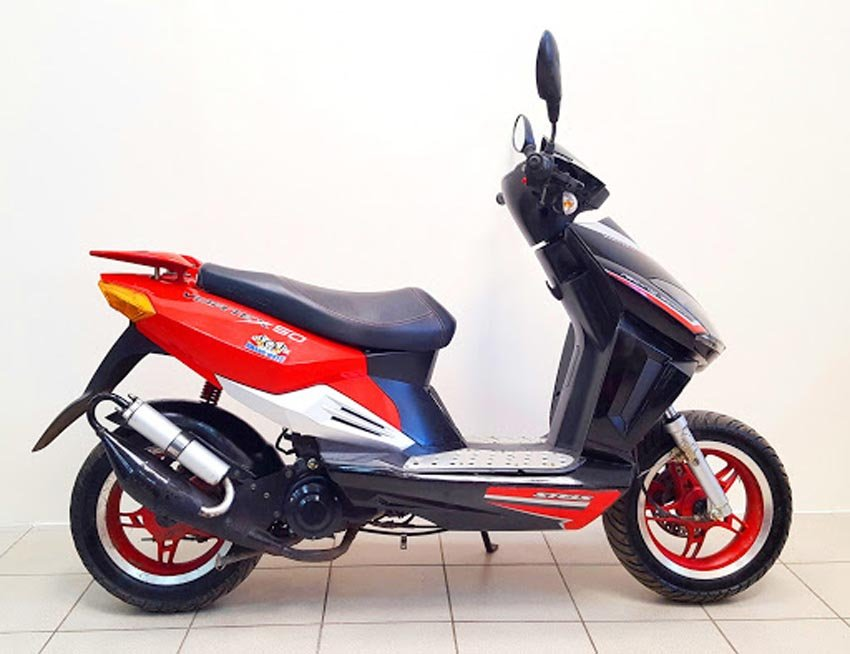 Stels Vortex 50 китайский скутер