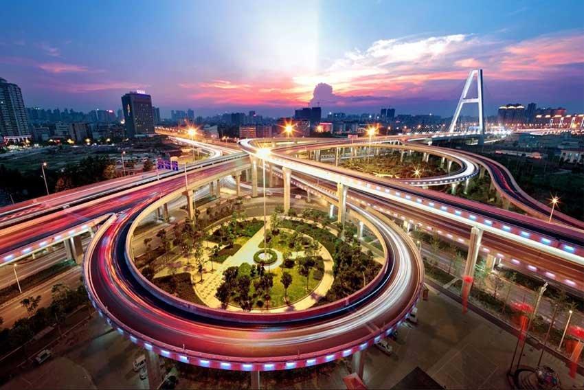 Харбин - город в Китае. Достопримечательности.