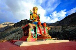 Китайский Буддизм и самые большие статуи Будды в Китае