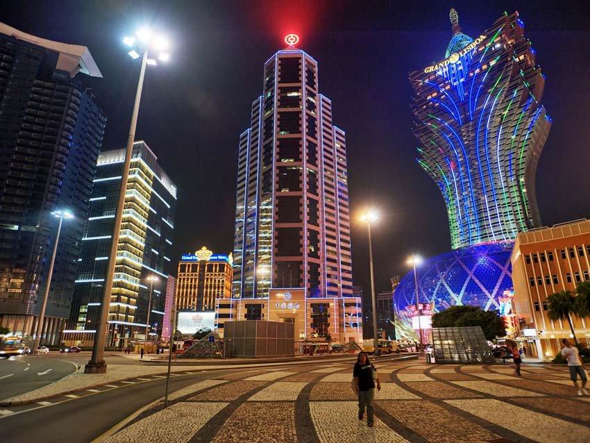 Достопримечательности Макао, Китай