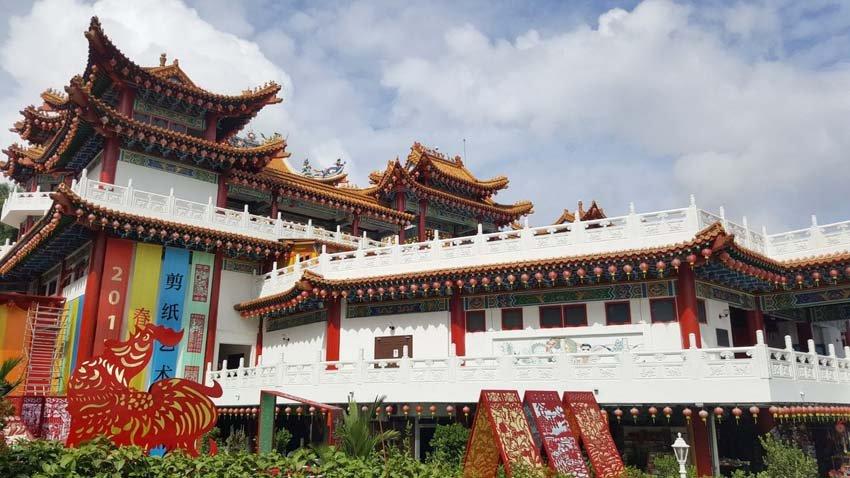 Храм Тяньхоу, Китай, Шэнчжень