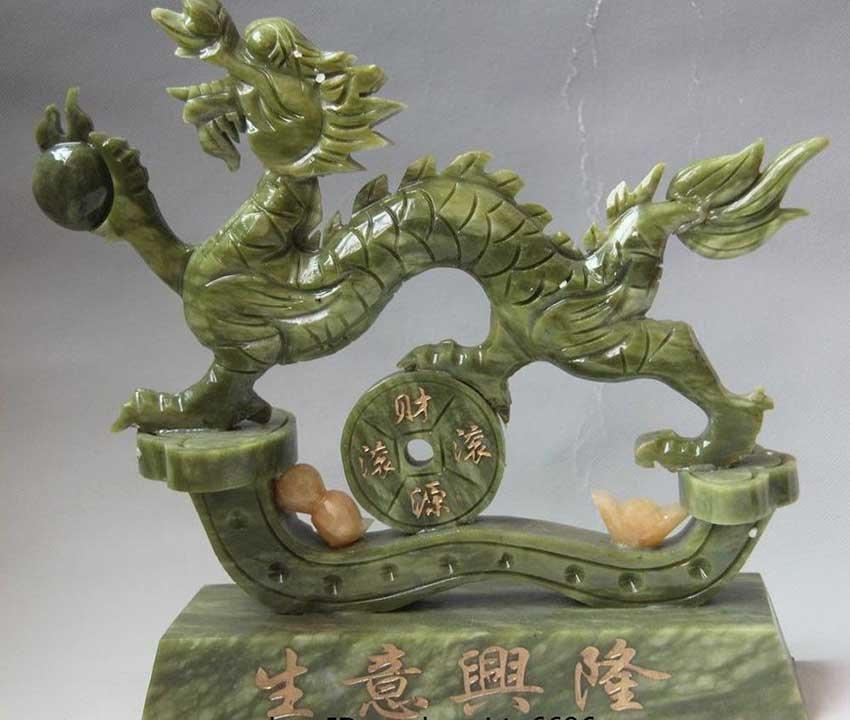 Китайские изделия из нефрита