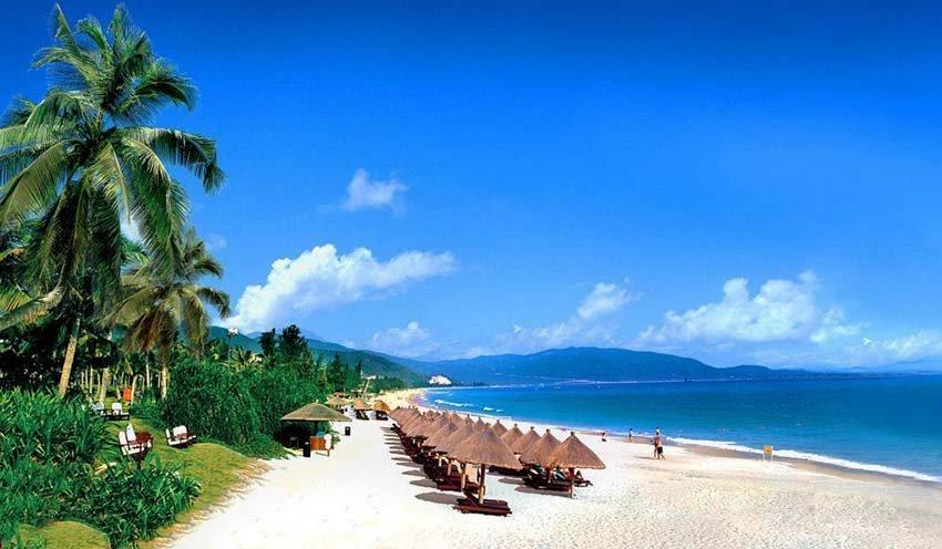 Лучшие пляжи Китая