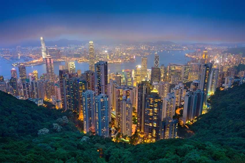 Самые высокие здания Китая