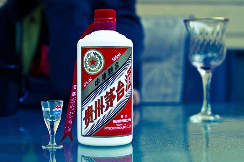 Китайская водка Маотай