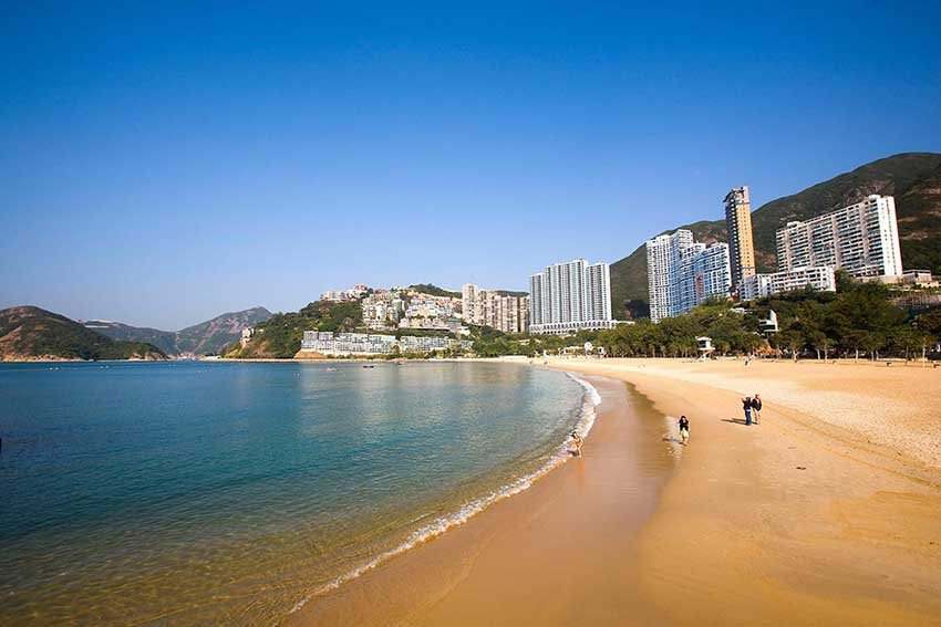 Repulse Bay Beach пляж