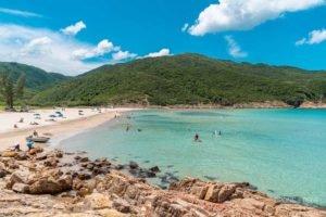 Лучшие пляжи Гонконга