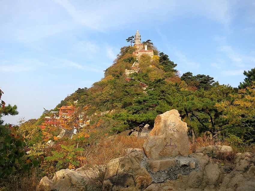 Горы Паньшань в Тяньцзинь
