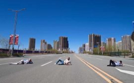 Города призраки Китая