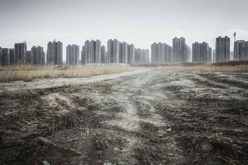 Сишуань - город призрак