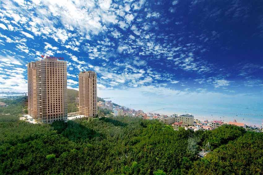 Weihai Qingtiwan Holiday, отели в Вэйхай, Китай