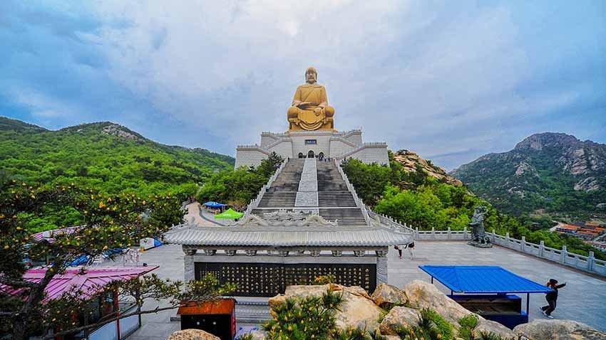 Комплекс Буддийских храмов – Чишань в Вэйхай, Китай